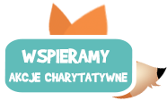 Wspieramy akcje charytatywne