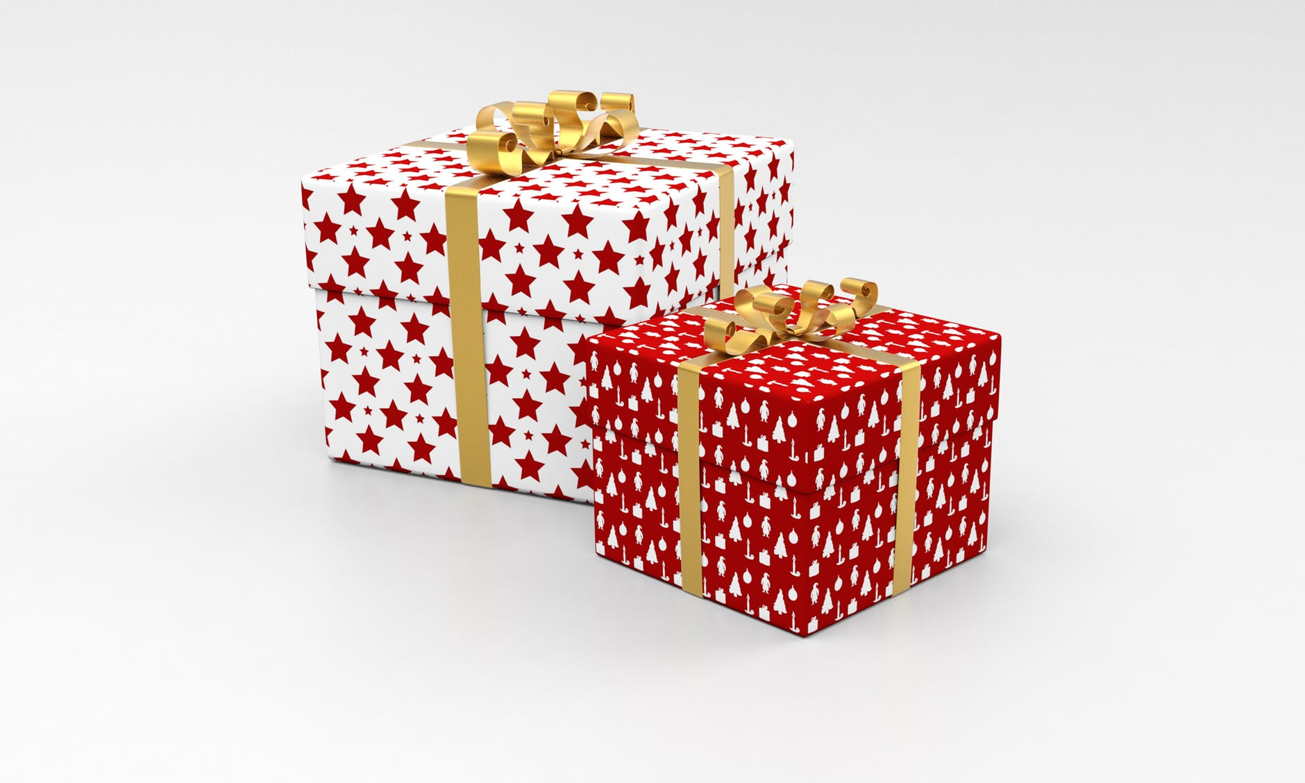 bow boxes celebration gifts