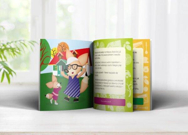 kultura rozmowy książeczka dla dzieci